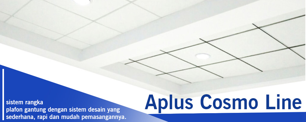 Aplus-Cosmo-Line
