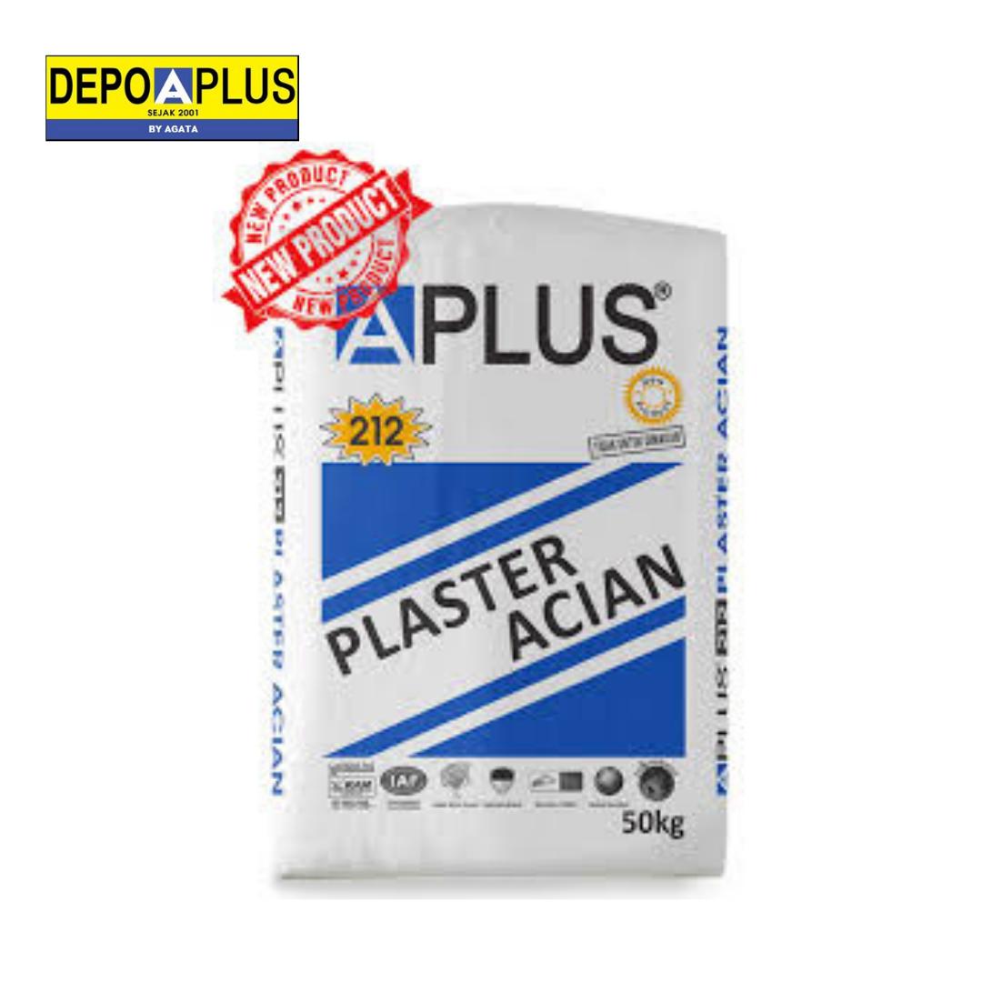 semen render plaster acian aplus50 kg murah