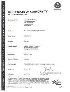sertifikat aplus 3