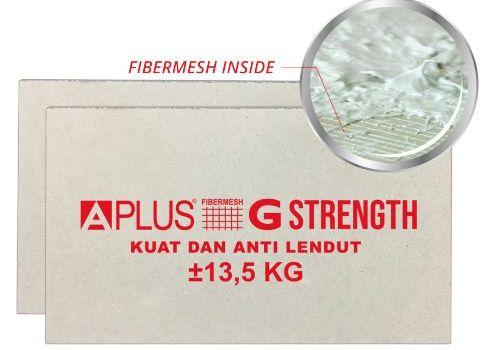 Aplus G-strength