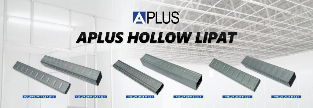 jual hollow metal system galvanis aplus murah