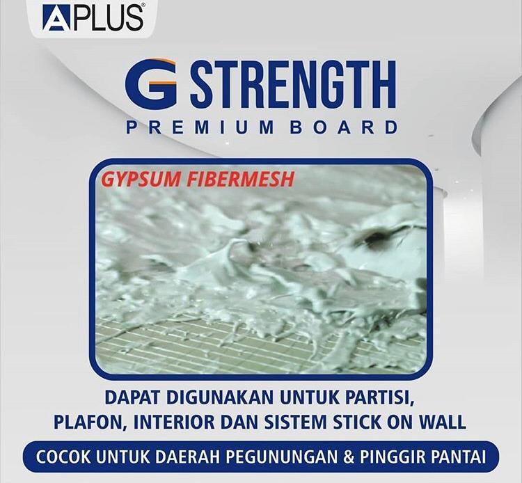 aplus premium gypsum g strength 2