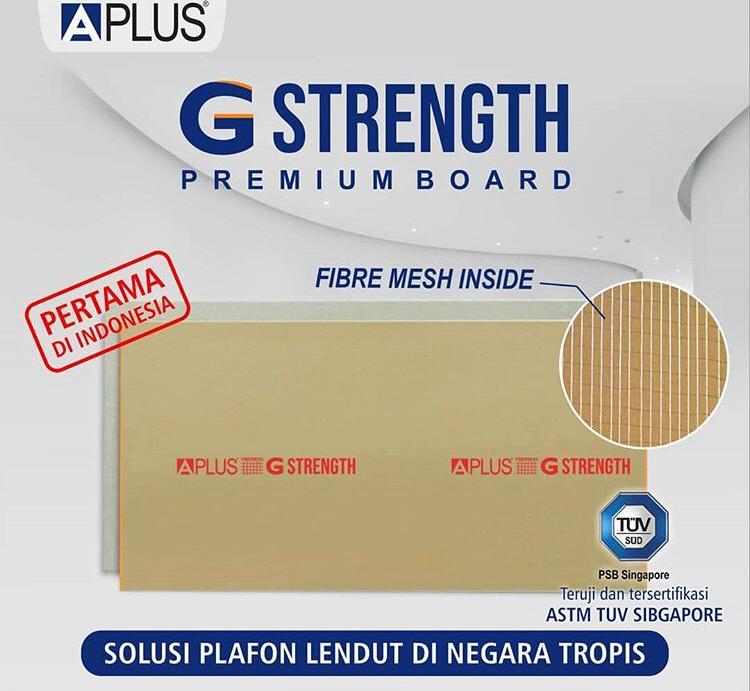 aplus premium gypsum g strength