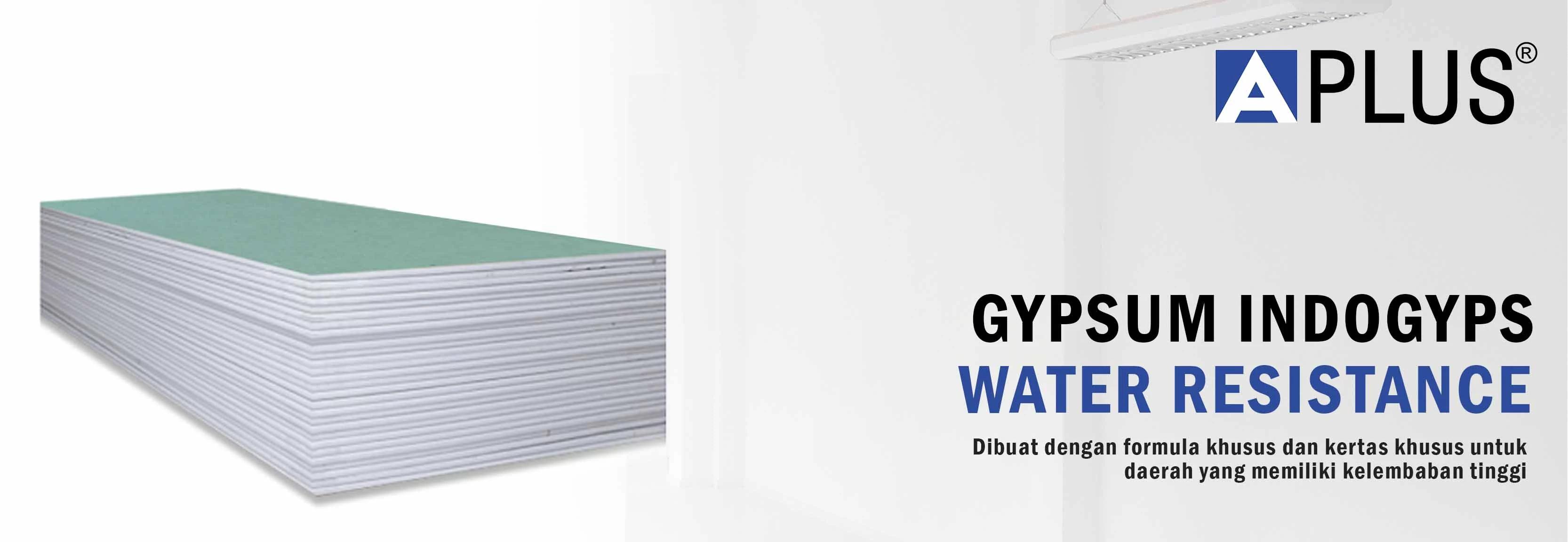 gypsum anti air